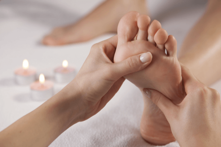 pedicure en manicure